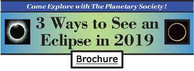 Eclipse 3 ways in 2019